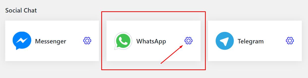 WhatsApp   Social chat