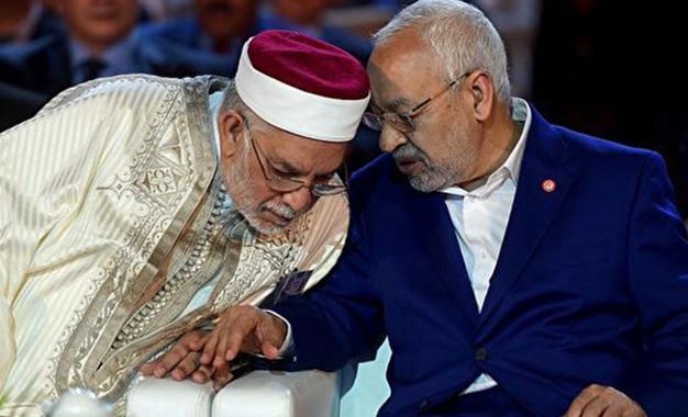 """Résultat de recherche d'images pour """"Cheikh Abdelfattah Mourou tunisie"""""""
