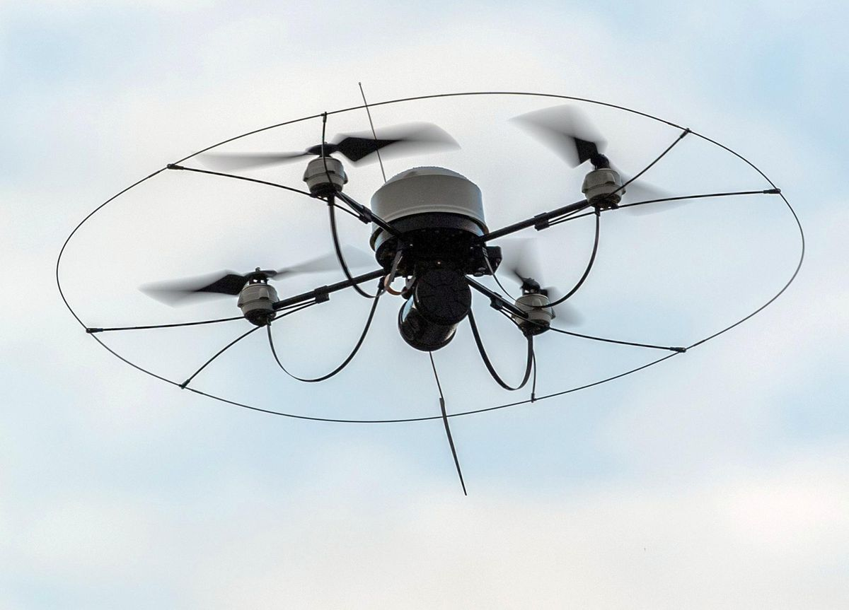 drones could help during car breakdowns