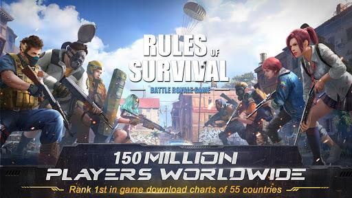 RULES OF SURVIVAL- screenshot thumbnail