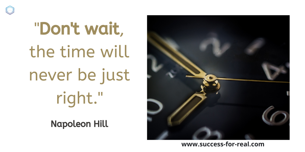 365 Success Quotes For Motivation - Picture Quote By Napoleon Hill