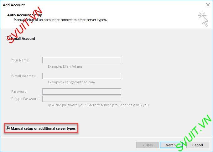 Xóa thư trên webmail và giữ lại trên Outlook (4)