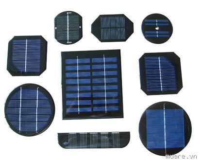 Tấm pin năng lượng mặt trời hiện có nhiều loại không