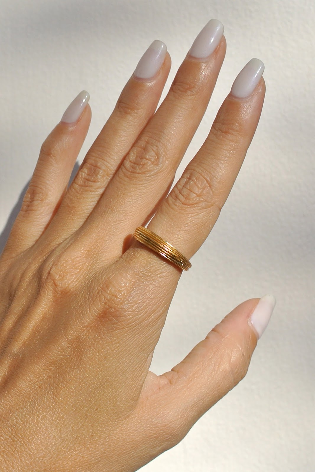 Astro Ring in Gold
