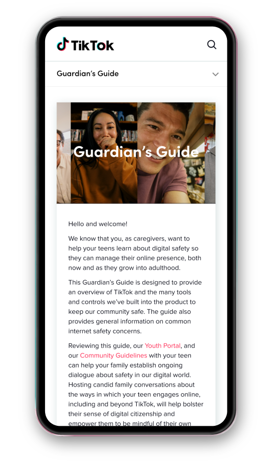 A new guardians guide to TikTok