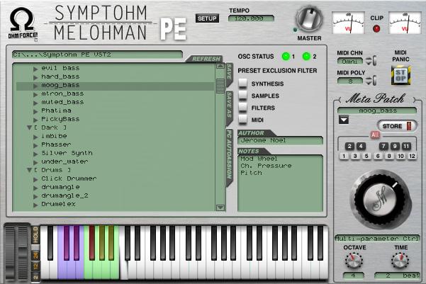 Symptohm free version