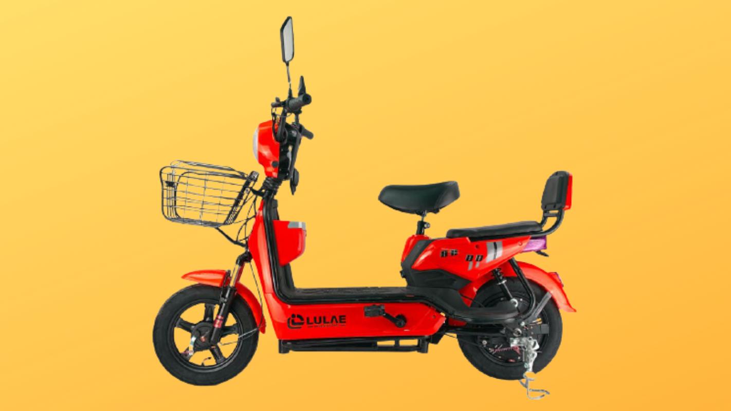 1. LULAE V8 จักรยานไฟฟ้า Electric Bike