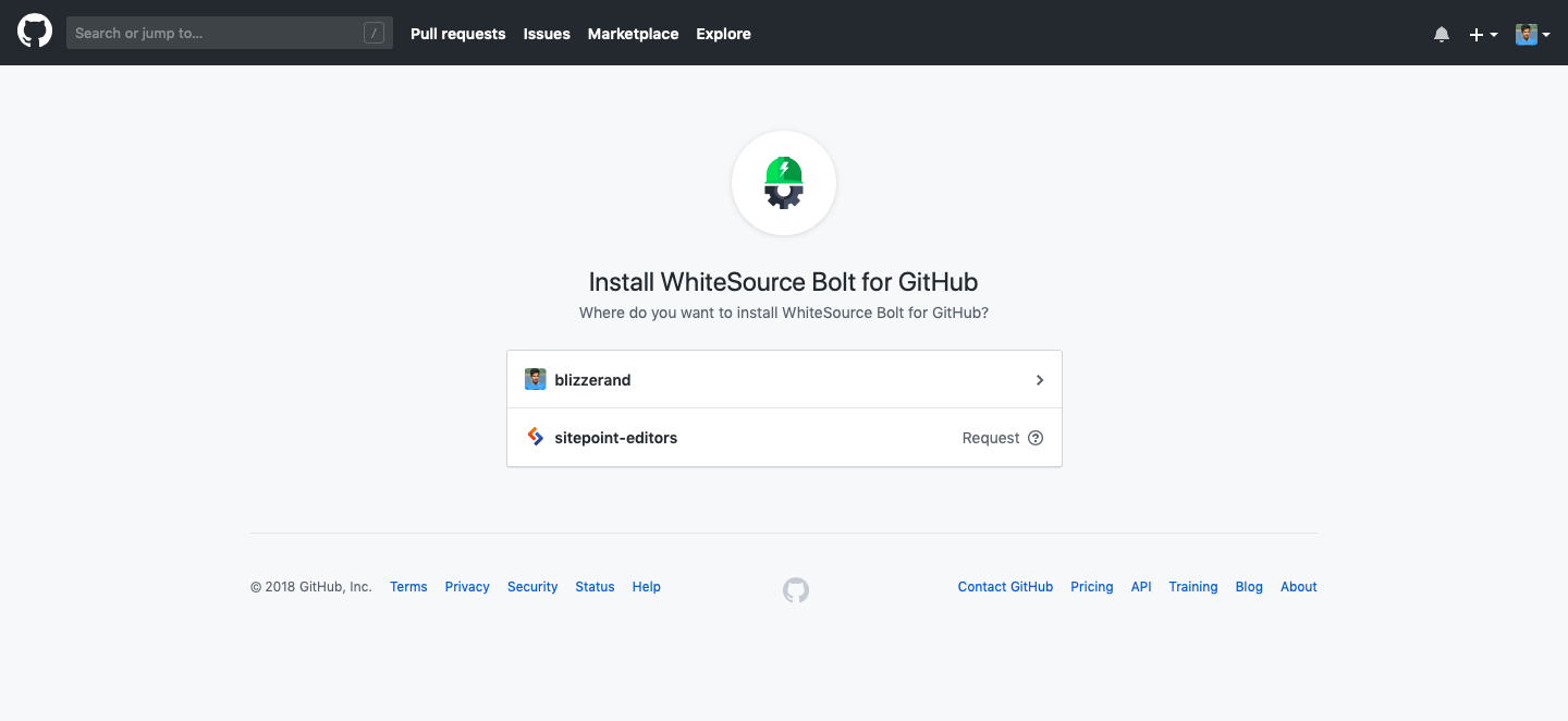GitHub Security for Repositories: Comparing WhiteSource Bolt