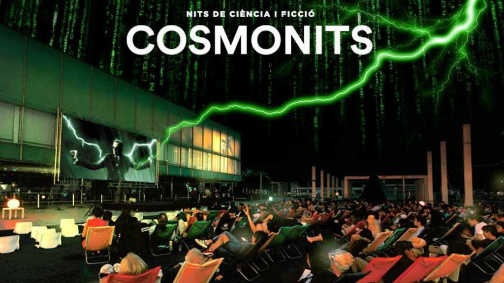 Cosmonits at Cosmocaixa museum