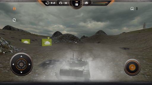 Tank Simulator : Battlefront- screenshot thumbnail