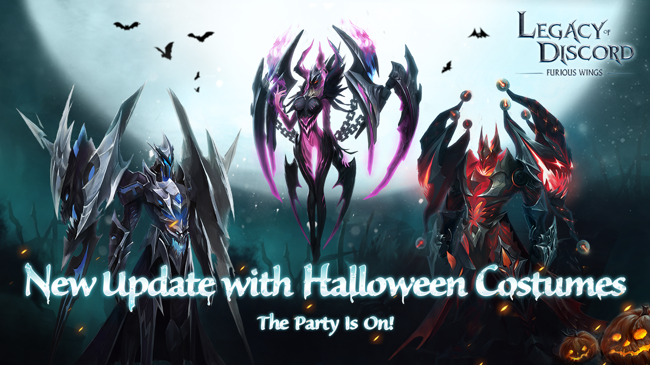 Halloween Party Is On: Halloween Costume