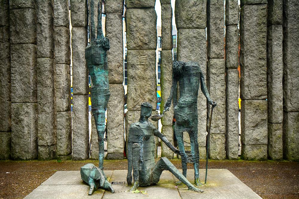 愛爾蘭打工遊學打工度假必去景點St Stephen's Green2
