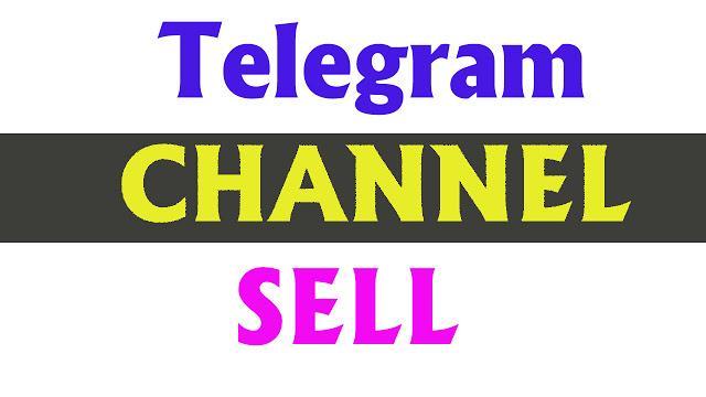 Selling Telegram Channels
