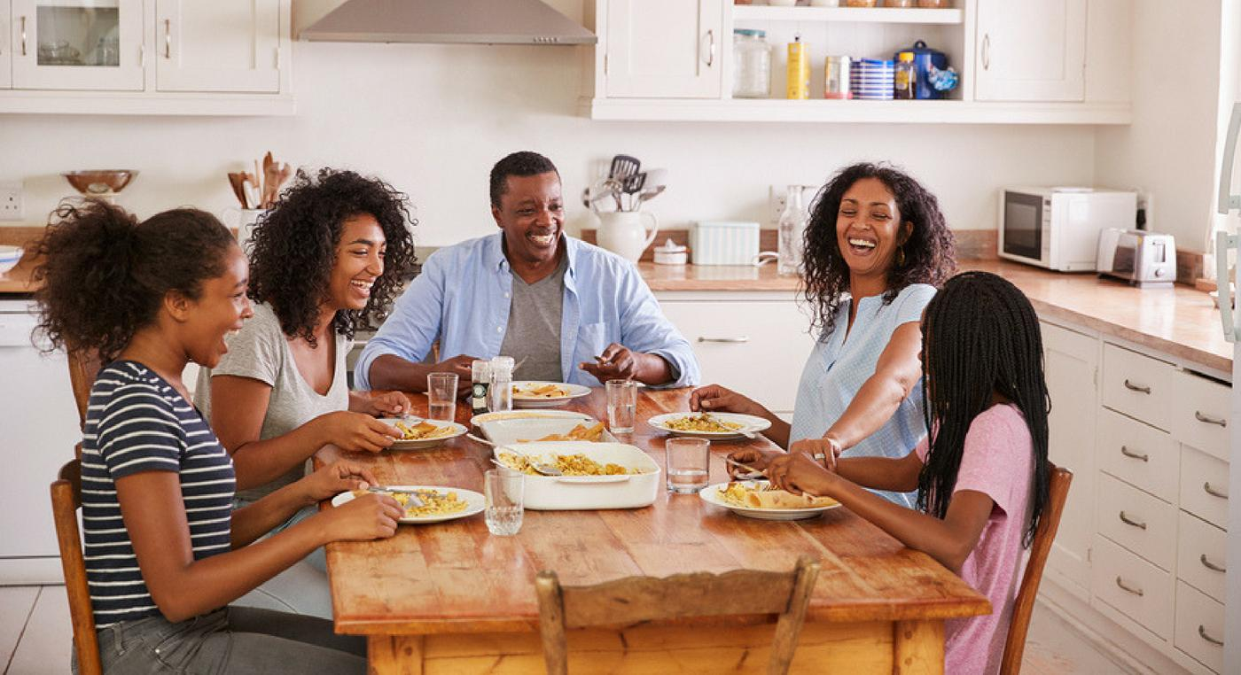 Image result for family mealtime