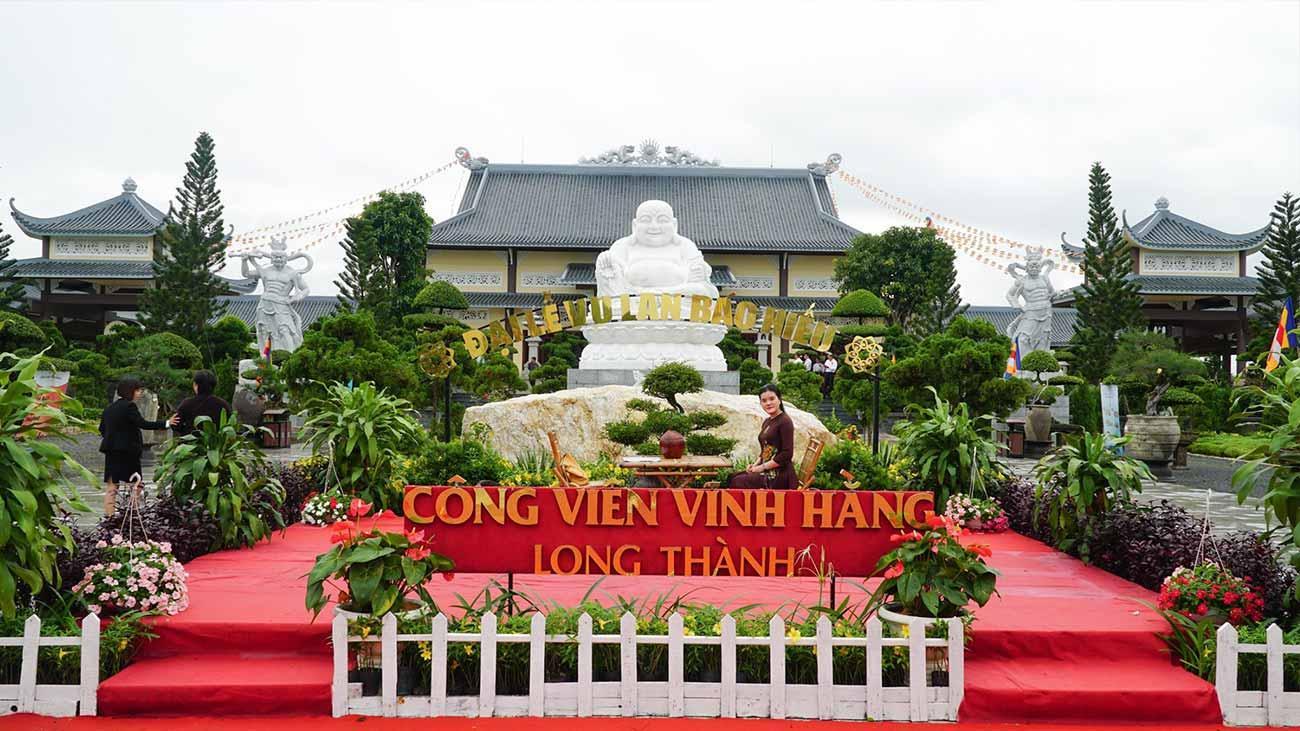 Đơn giản để đăng ký sản phẩm, dịch vụ tại công viên Vĩnh Hằng Long Thành