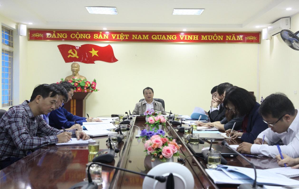Đại học Thái Nguyên kiểm tra tình hình hoạt động của Phân hiệu Đại học Thái Nguyên sau khi sáp nhập Trường Cao đẳng sư phạm Lào Cai