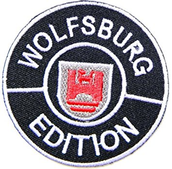 VINTAGE CLASSIC vw wolfsburg edition KARMANN GHIA PART MICRO THE THING 2 BADGE