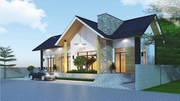 600 triệu có đủ xây một ngôi nhà đẹp? - Bất động sản - ZINGNEWS.VN