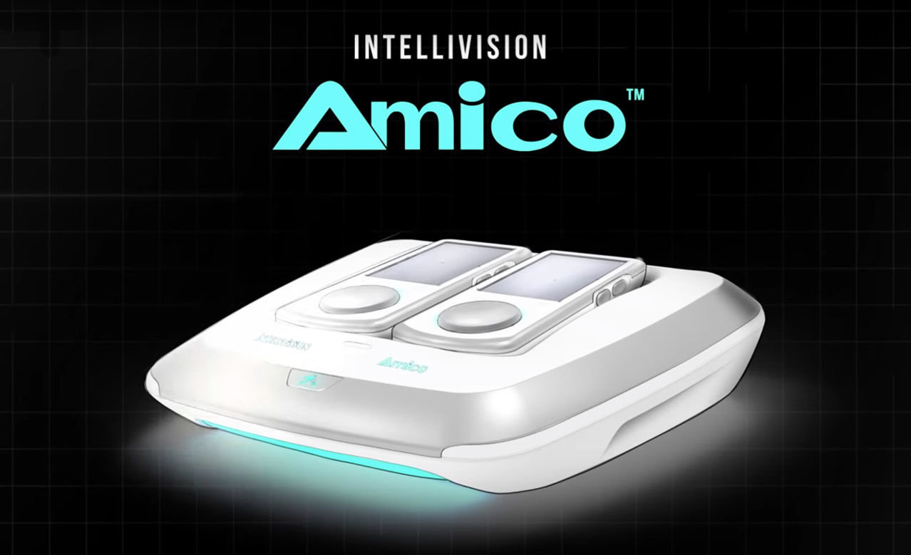 Image result for intellivision amico