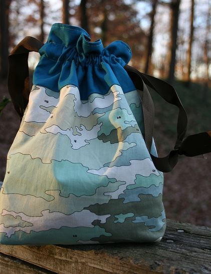 Camo Backpack - Quilting Projects for Nature Lovers