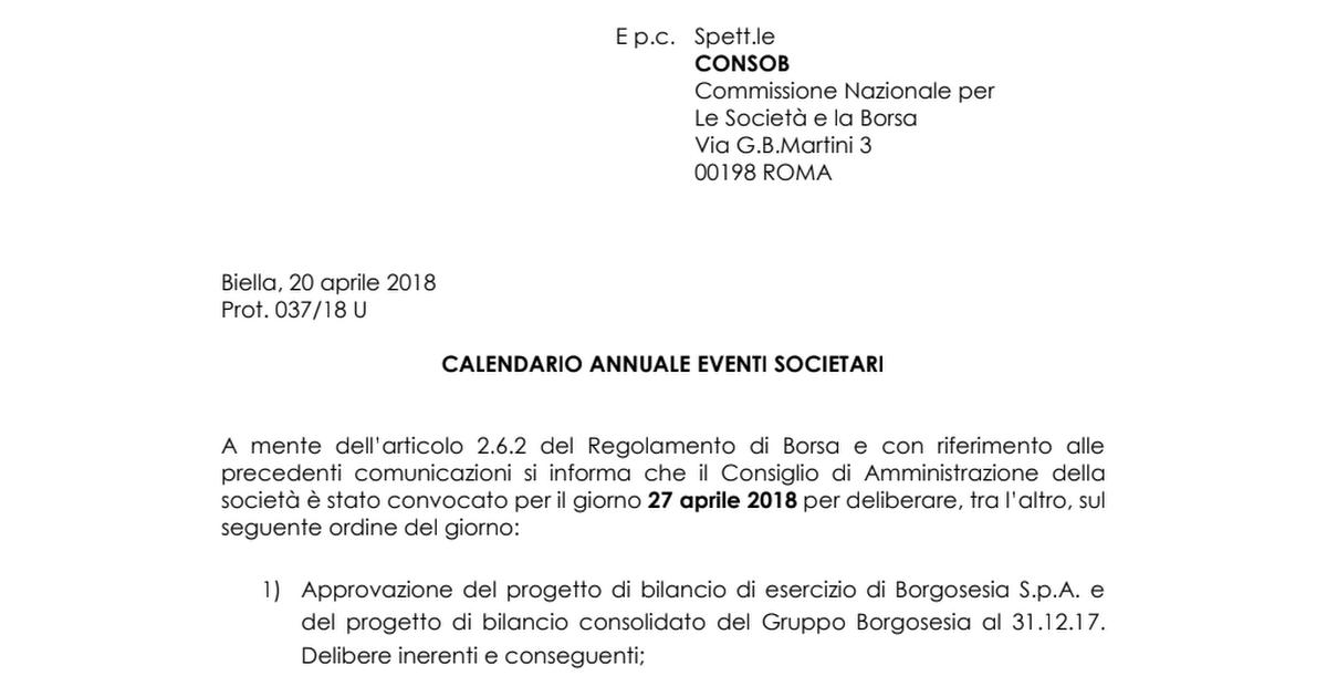 e6ccf44eb7 BORGOSESIA - Pr.037.18 U - Calendario Eventi CDA 27.04.18 diffuso.pdf