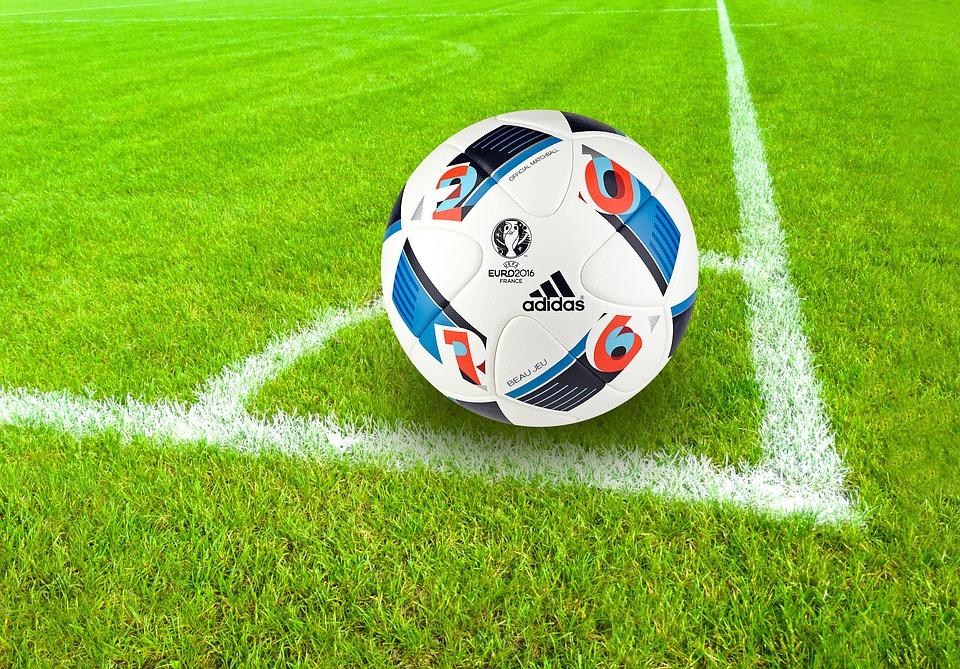 em 2016 ball, Adidas logo