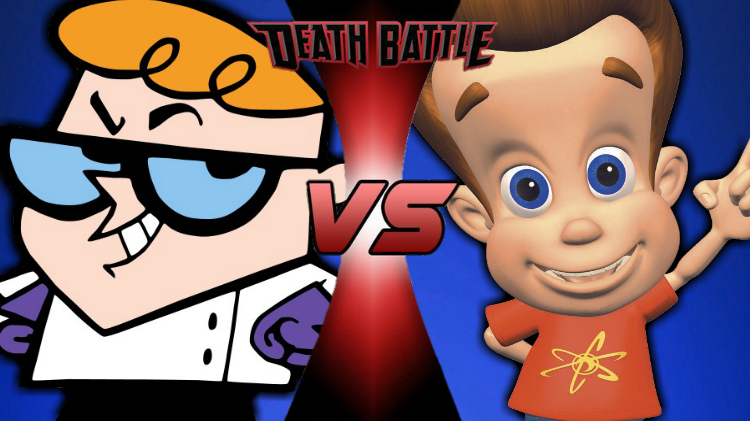 Thor Gundersens Blogs Death Battle Prediction Jimmy Neutron Vs Dexter