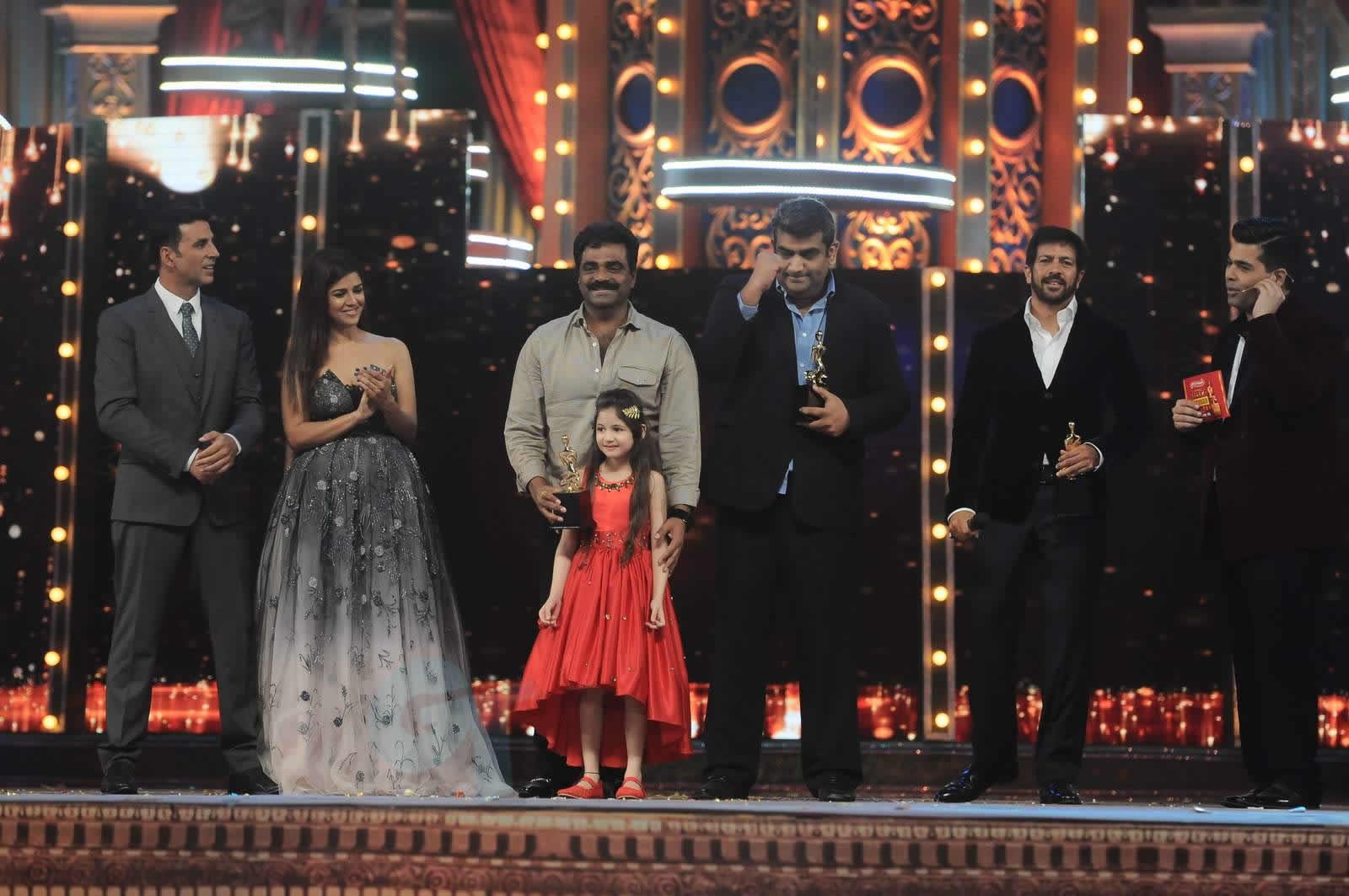 "Best Director- Kabir Khan for ""Bajrangi Bhaijaan"""