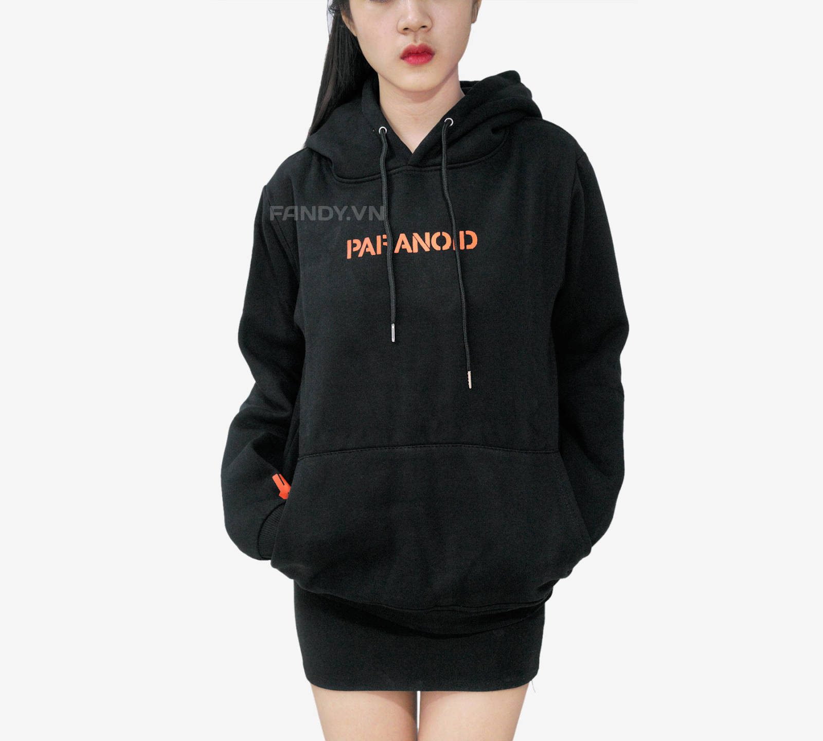 Áo Hoodie ASSC x Undefeated