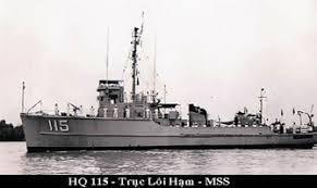 Image result for hải quân việt nam cộng hòa hq115