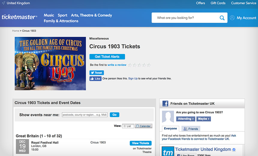 Ticketmaster Fined $1.7 Million for Data Security Failures 2