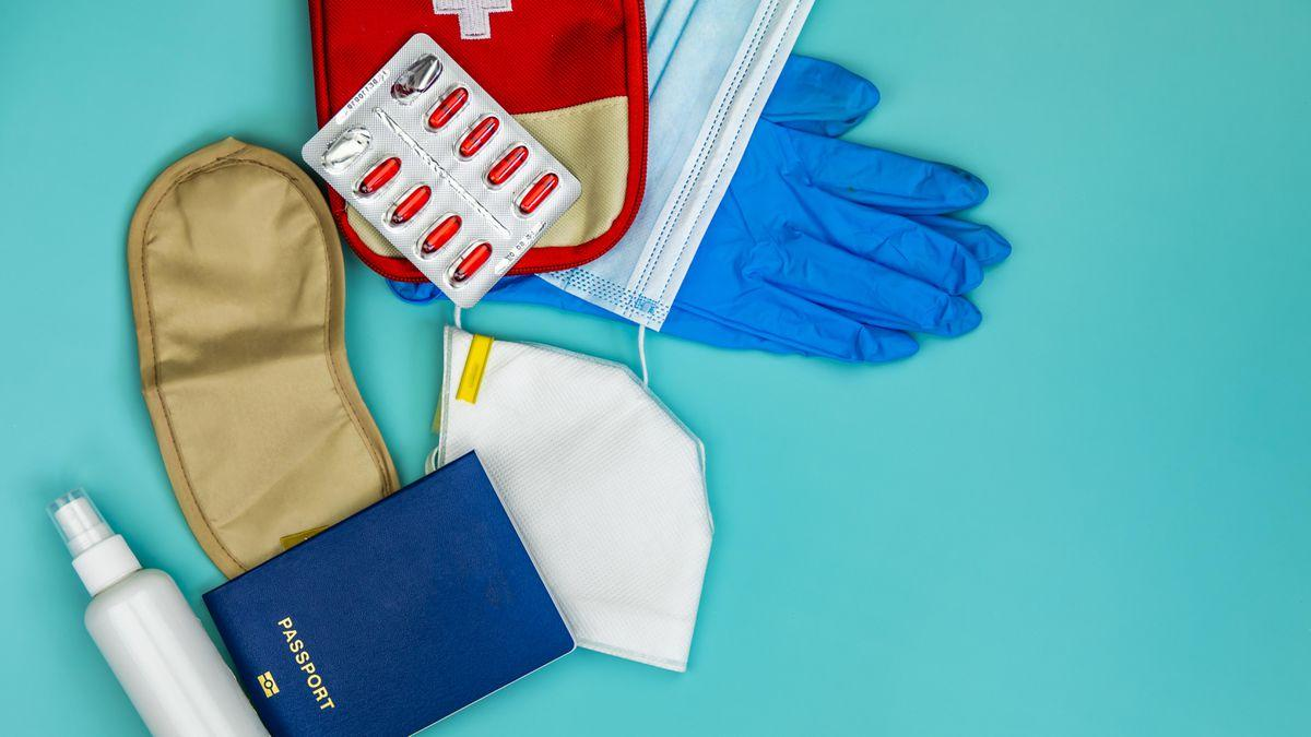 Pandemic First Aid: What To Bring When You Travel