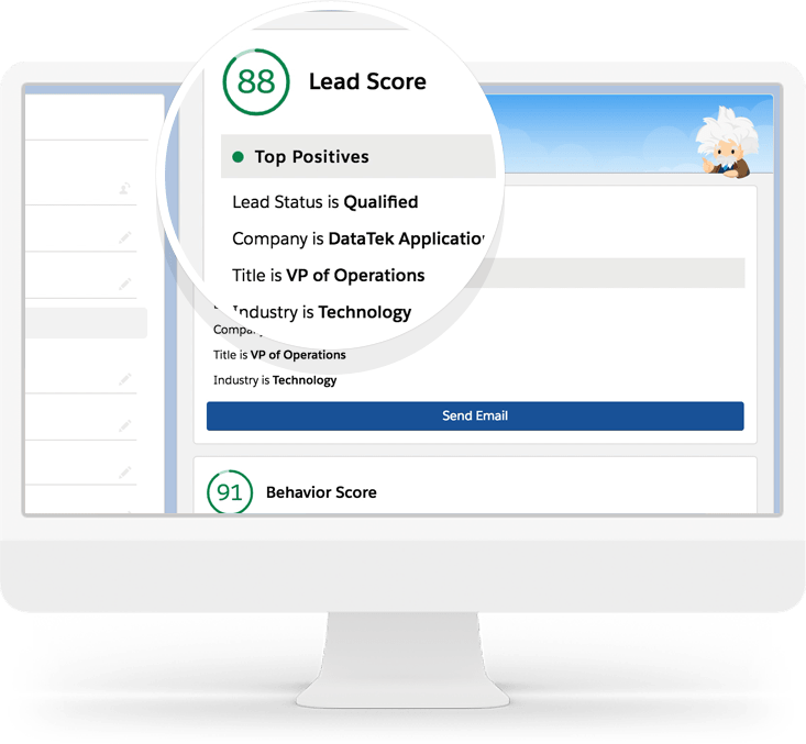 Einstein Lead Scoring | A Comprehensive Pardot B2B Marketing Automation Guide | Concretio Apps | Salesforce Consulting Company