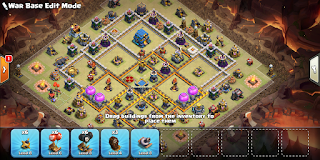 Bradders' guide to Town Hall 12 base building | Clash Champs