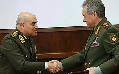 Российская армия и дружба с Египтом
