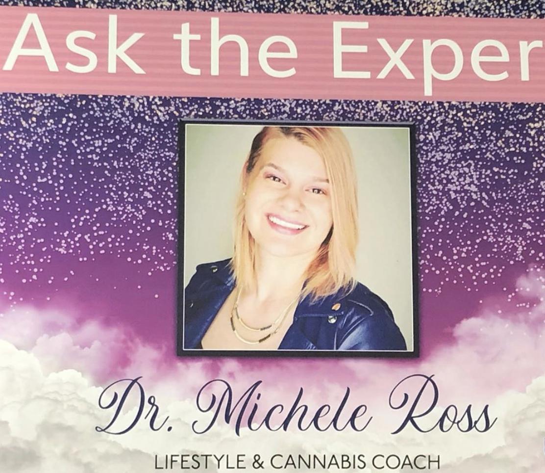Dr. Michele Ross | Neuroscientist Building Cannabis, Mushroom and Tech Startups