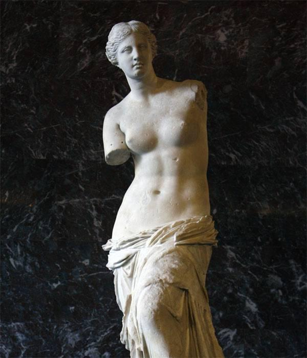 Resultado de imagem para • Vênus de Milo