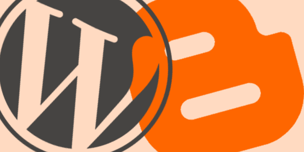 Antara WordPress Dan Blogspot