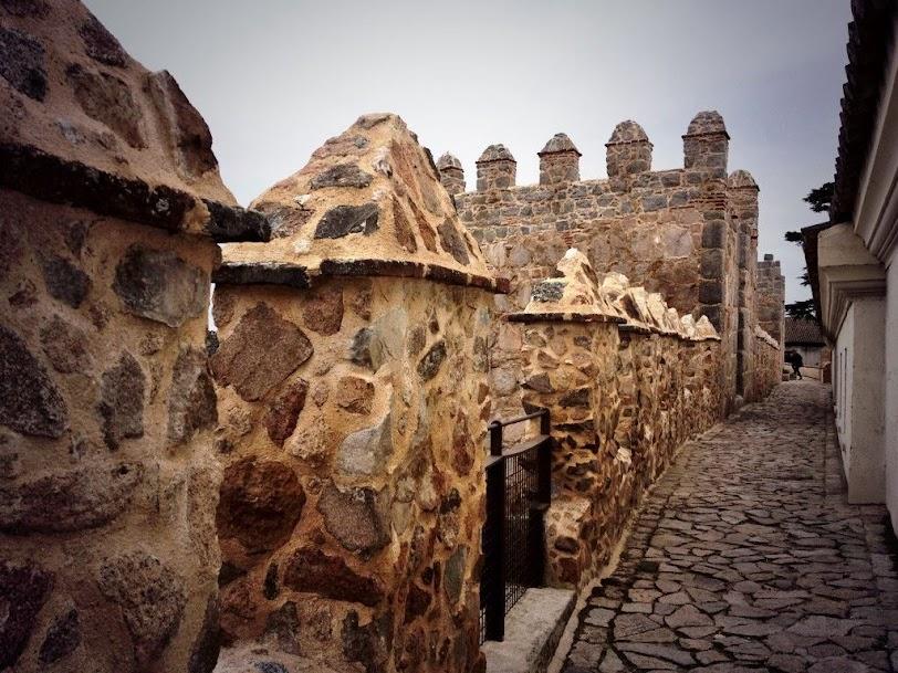Recorrido por la Muralla. Que ver en Ávila en un día