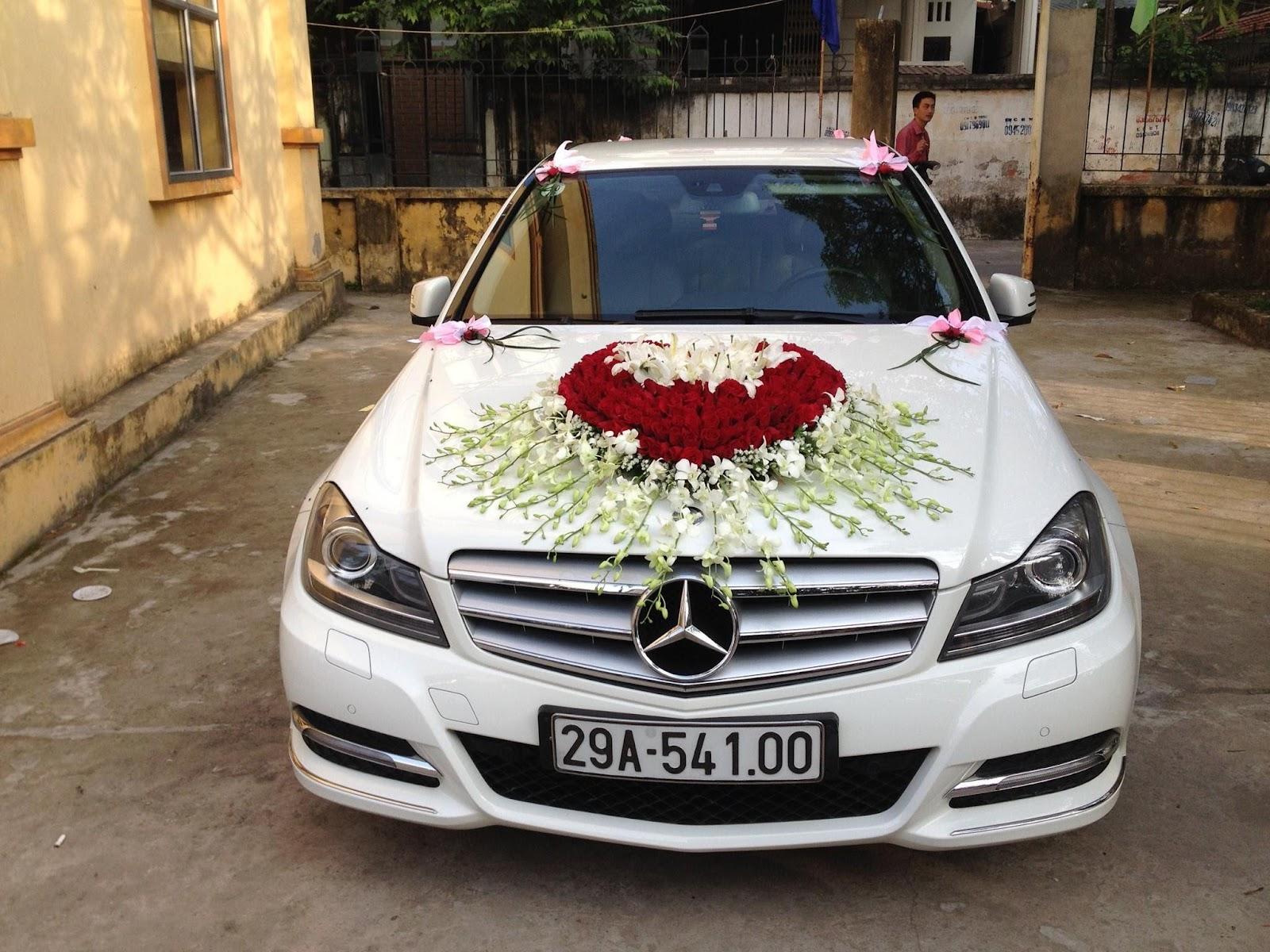 Nên chọn dịch vụ thuê xe cưới như thế nào mùa cưới năm nay?