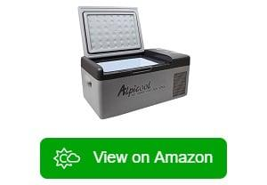 Alpicool Movable Solar Refrigerator