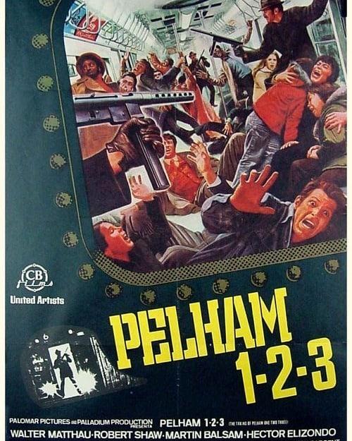 Pelham uno, dos, tres (1974, Joseph Sargent)