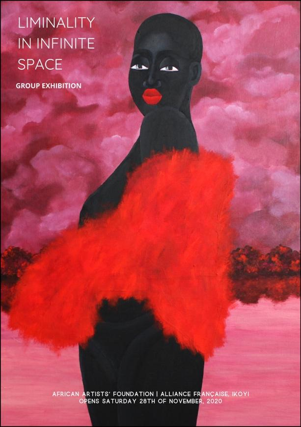 African Artists Foundation - Liminality In Infinite Space _ Catalogue -  Page 1