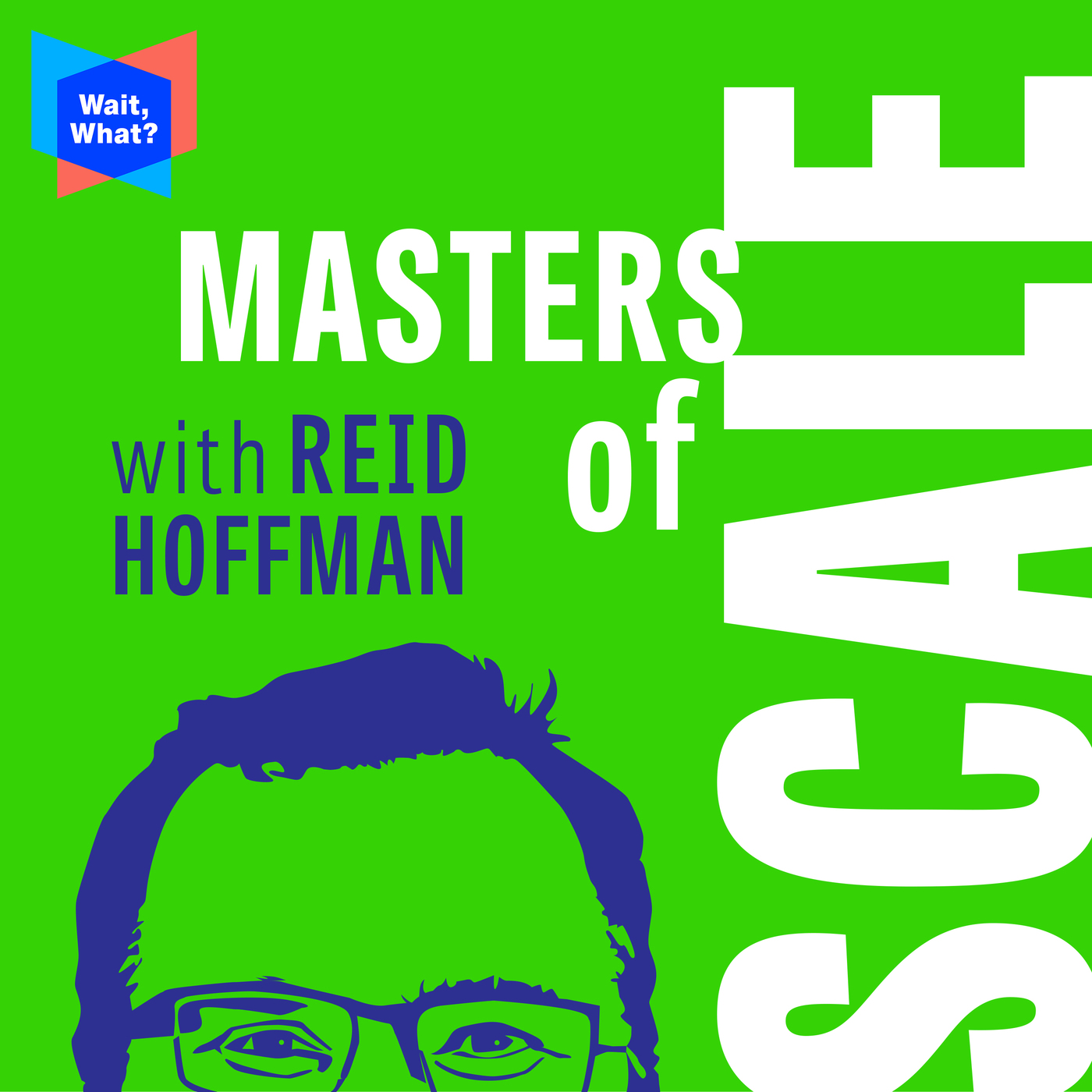 Masters of Scale  podcasts for entrepreneurs