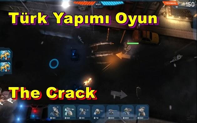 The Crack: Türklerden Başarılı Bir Strateji Oyunu!