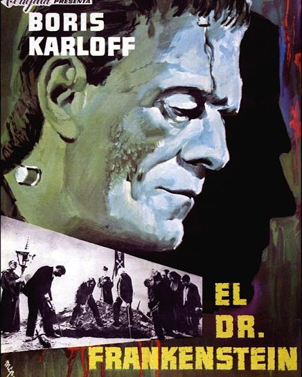 El Doctor Frankenstein (1931, James Whale)
