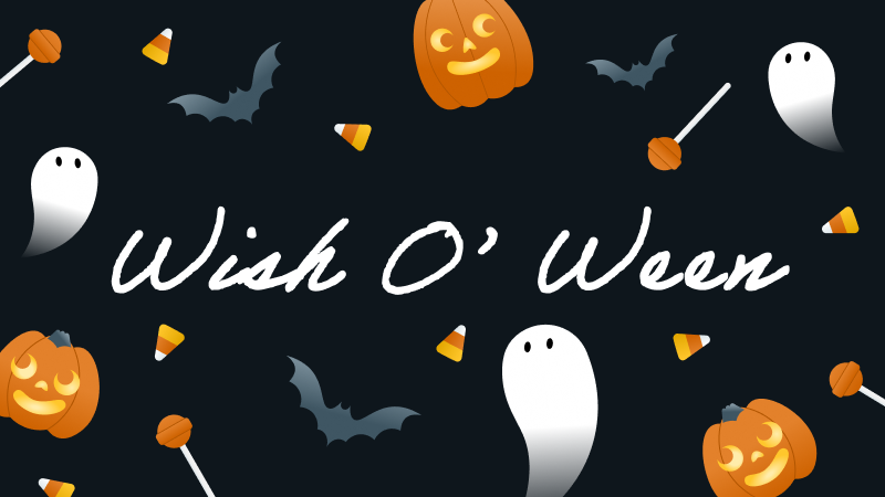 Halloween Wish Contest