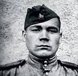 Борис Абдулгужин. 1945