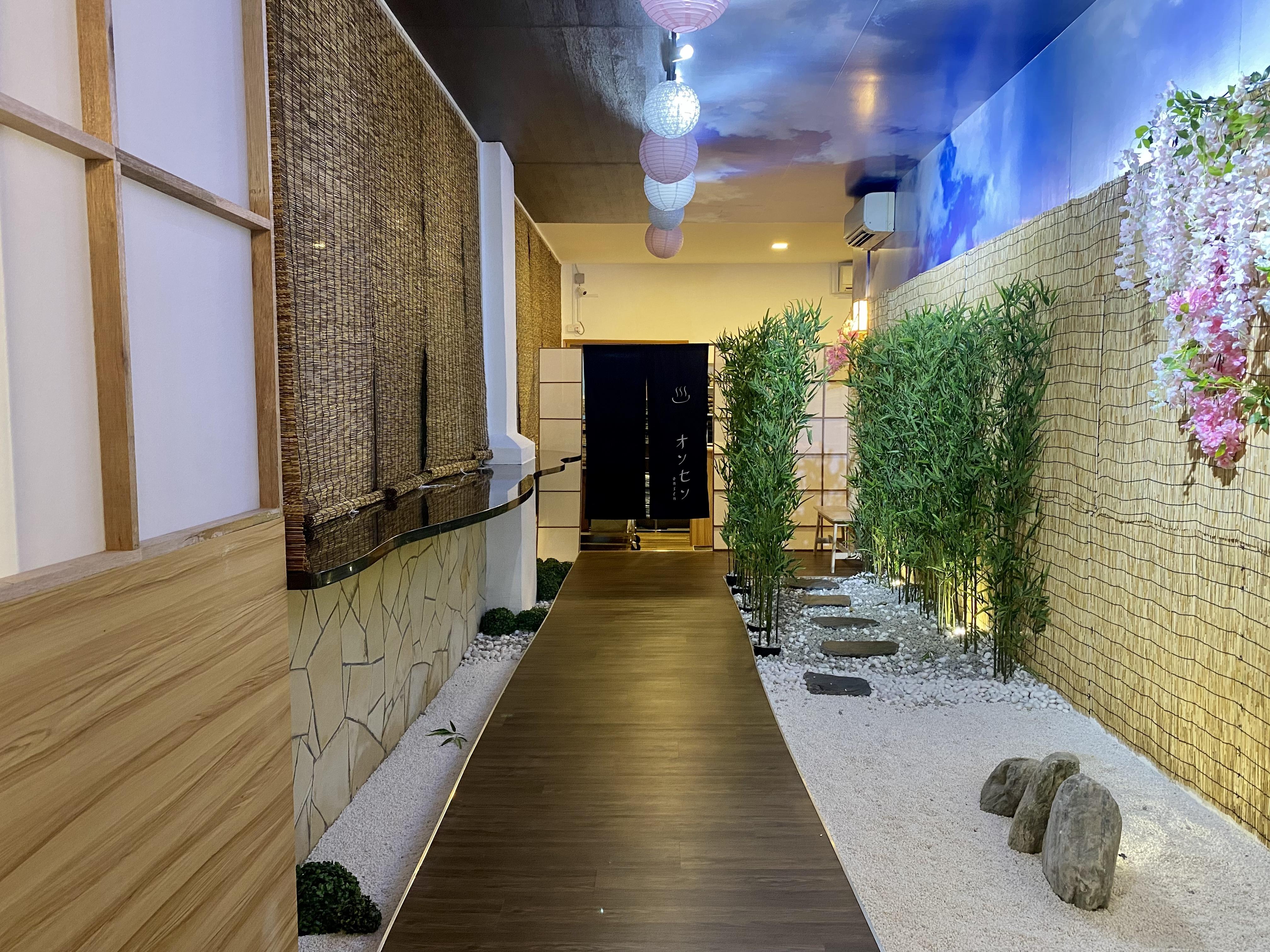 joya onsen entrance to onsen