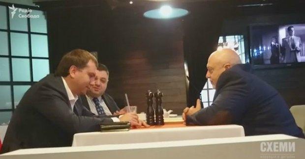 Суддя Вовск та Олександр Грановський